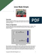 Hardware - Sonar Made Simple