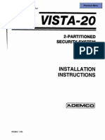 Guia de Programacion Panel Vista 20