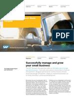 SAP Business Management Made Simpler