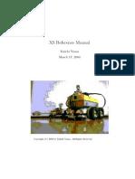 Language - XS Reference Manual