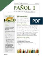 class syllabus pdf