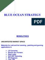 Blue Ocean Strategy for Fcm