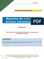 Constituição - Resumo Teoria D Constitucional 2 0