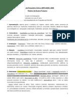 PCI-X - Exame Psíquico