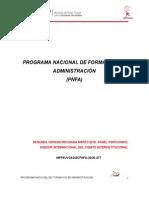 Documento Rector Del Pnfa_dic2011 (Reparado) (2)