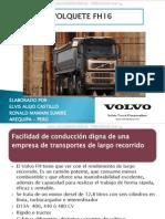 Curso Mantenimiento Preventivo Camion Volquete Fh16 Volvo