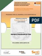 Ecología II