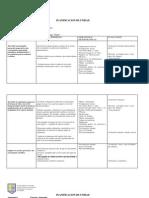 Planificación 2014 I I  2°semestre JP II 8°A-8°B