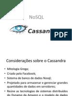 NoSQL Cassandra