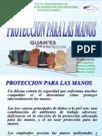 Charla Proteccion Para Las Manos