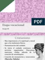 Diapos Etapa Vocacional (2)