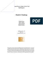 "Pozsar, Adrian, Ashcraft & Boetsky, ""Shadow Banking"" (Federal Reserve Bank of New York Staff Reports, N° 458, July 2010)"