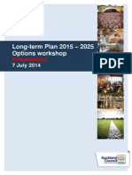 Draft LTP Presentation Document