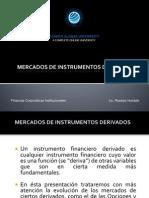 Mercados derivados