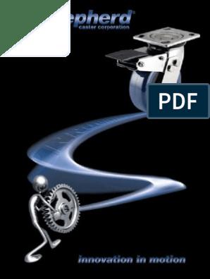 250 lbs Capacity Fits 1-1//4-1-5//16 Square Tube Diameter Shepherd Institutional Series 3-1//2 Diameter Ball Bearing TPR Wheel Swivel Caster with Tread Brake Expanding Stem