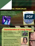 Basic Genetic Principles