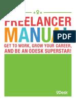 Odesk Freelancer Manual 2013