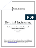 ECE Undergraduate EE Curriculum Handbook