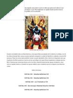 Orden Lectura Civil War