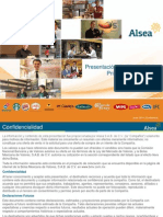 Alsea - Project Pollo - Presentacion Roadshow 3