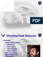 SLD19 Situational Leadership