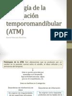 Patologias Atm