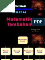 Seminar Math Tamb
