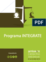 Programa Cade 2015 Integrate Uft
