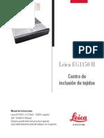 Leica EG1150 H Manual 2v3 RevD Es
