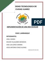 Primra Fase-Administracion de Proyectos.