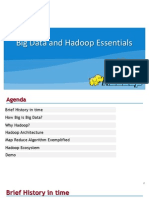 Hadoop and Big Data