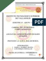 Instituto Tecnológico Superior de Valladolid