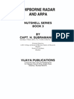 Marine Radar and Arpa SUBRA
