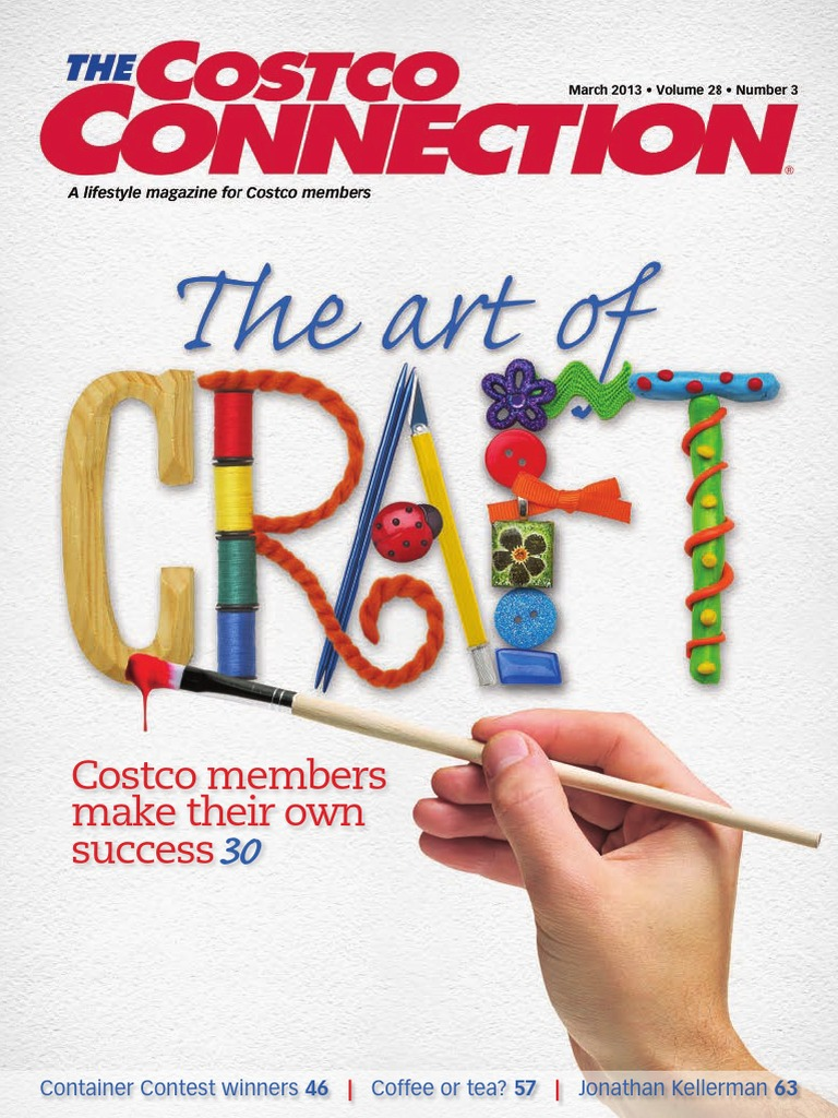 Costco Connection 201303 | Cloud Computing | I Cloud