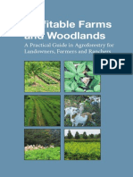 Profitable Farms and Woodlands - A Practical Guide in Agroforestry for Landowners, Farmers and Ranchers