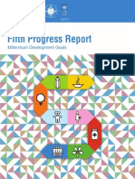 Philippine MDG Progress Report 5