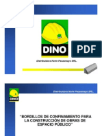 02 Presentacion de Bordillos DINO