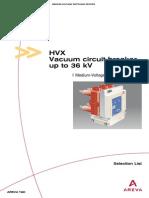 HVX Selection En