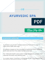 Ayurvedic Spa and Massage Center
