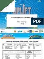1. Situasi Energi Di Indonesia