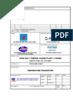 10. VA1 LICI 00EG I M4D DAS 0010 Temperature Transmitter
