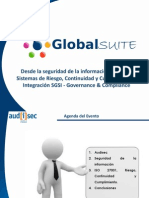 2013 01 01 Presentacion GlobalTEK