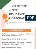 ESIC Benefits.ppt