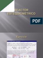Reactor Estequiom Trico