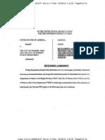 Warren PD - Agreement - 2012