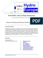 Watershed and Stream Network Delineation_Tutorial