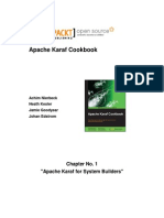 9781783985081_Apache_Karaf_Cookbook_Sample_Chapter