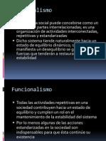 3.-Funcionalismo