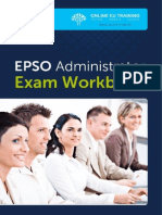 EU Administrators Exams Workbook 1 Opt