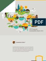 UPS 2013 Corporate Sustainability Report